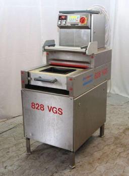 Vakuum-Verpackungsmaschine VARIOVAC 828 VGS