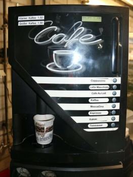 Netscape Angelo fully automatic coffee machine
