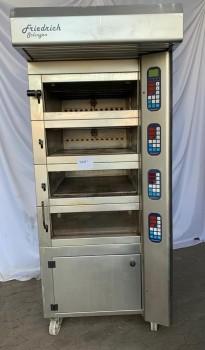 Multi-deck shop oven Friedrich