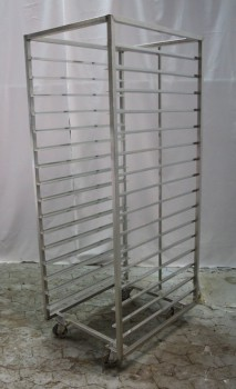 Freezer trolley transport trolley stainless steel