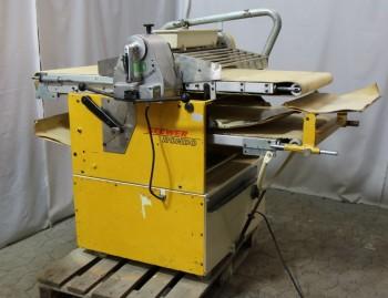 Ausrollmaschine Seewer Rondo SYN 613