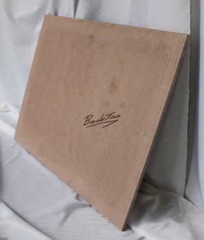 Backplatte / Steinplatte / Backofenplatte  804x708x15mm NEU