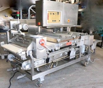 Baguette long roll machine Fritsch