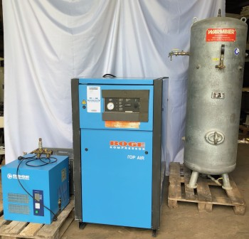 Luftkompressor BOGE