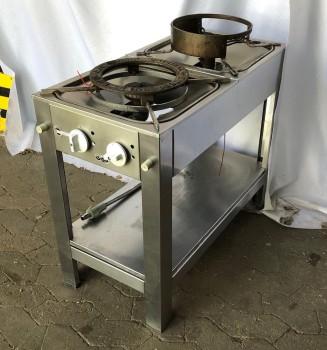 Hockerkocher Heidebrenner  Erdgas