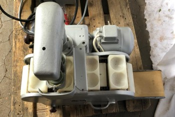GRUBELNIK Stüpfelmaschine 2 reihig