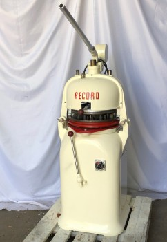 Dough part and knitting machine Record semi-automatic