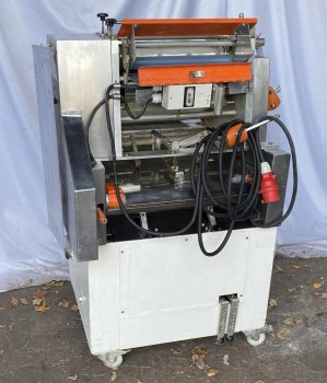 Croissant wrapping machine with dough strand long knitter Universum 40/60 EZ