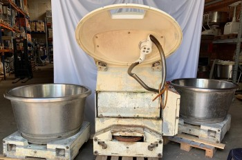Batch mixer WP UC 120 A