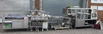 Compact machine König Artisan SFR TS