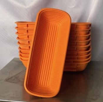 Brotgärformen Brotkorb Gärkorb Brotkörbchen Kunststoff 20 Stück