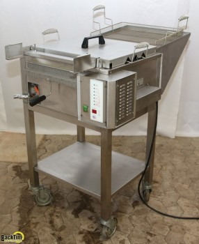 Fettbackstation ROKA Modell: T20E