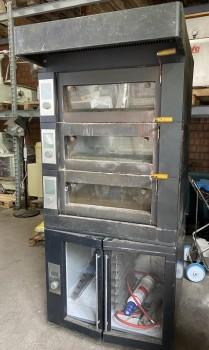 Shop floor oven Wiesheu EBO