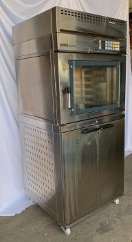 Shop baking oven Miwe Econo