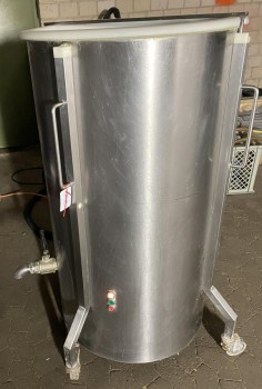 Sourdough system CANU stainless steel