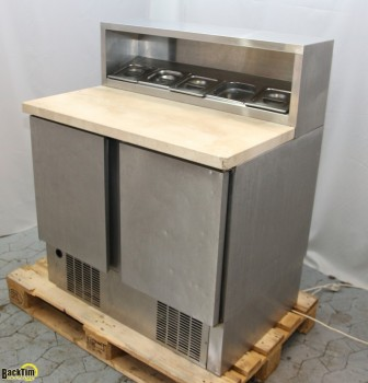Cooling table - Saladette with cooling top