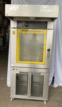 Shop oven Miwe Aeromat 8.64 T DUS