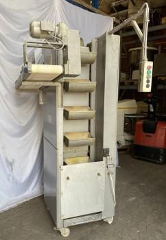 Bucket elevator for the Kemper bread plant