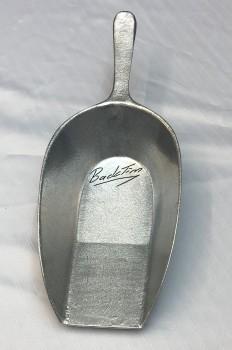 Schaufel Aluminium ALU Abwiegeschaufel Mehlschaufel 350 mm ( 2 Stück )