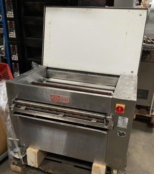 Sheet metal cleaning machine KD Putz
