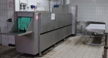 Korbtransport-Spülautomaten Meiko KA30
