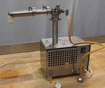 Sahnemaschine Vaihinger Sanomat