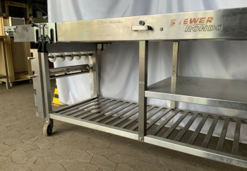 Cutting table Seewer Rondo SFT 261 A