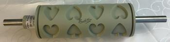 "Kalmeijer pastry forming roller KGM 1340-900 ""Heart"" New"