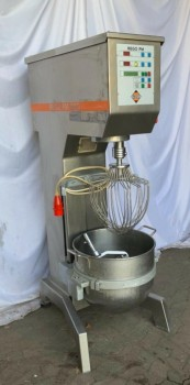 Rego PM 60 E planetary mixer / stop machine