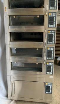 Multi-storey oven Miwe Condo