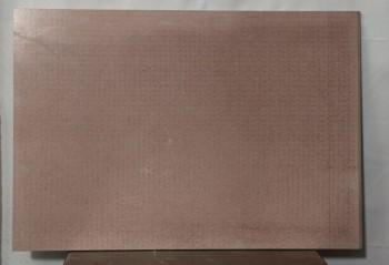 Wachtel Piccolo Backplatte / SteinplatteNEU