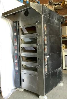 Multi-storey oven conveyor oven Wachtel Piccolo