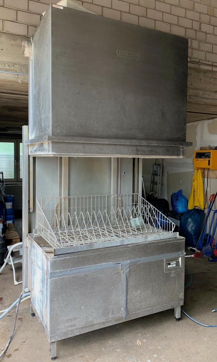 Hobart dishwasher ux 60 ehb