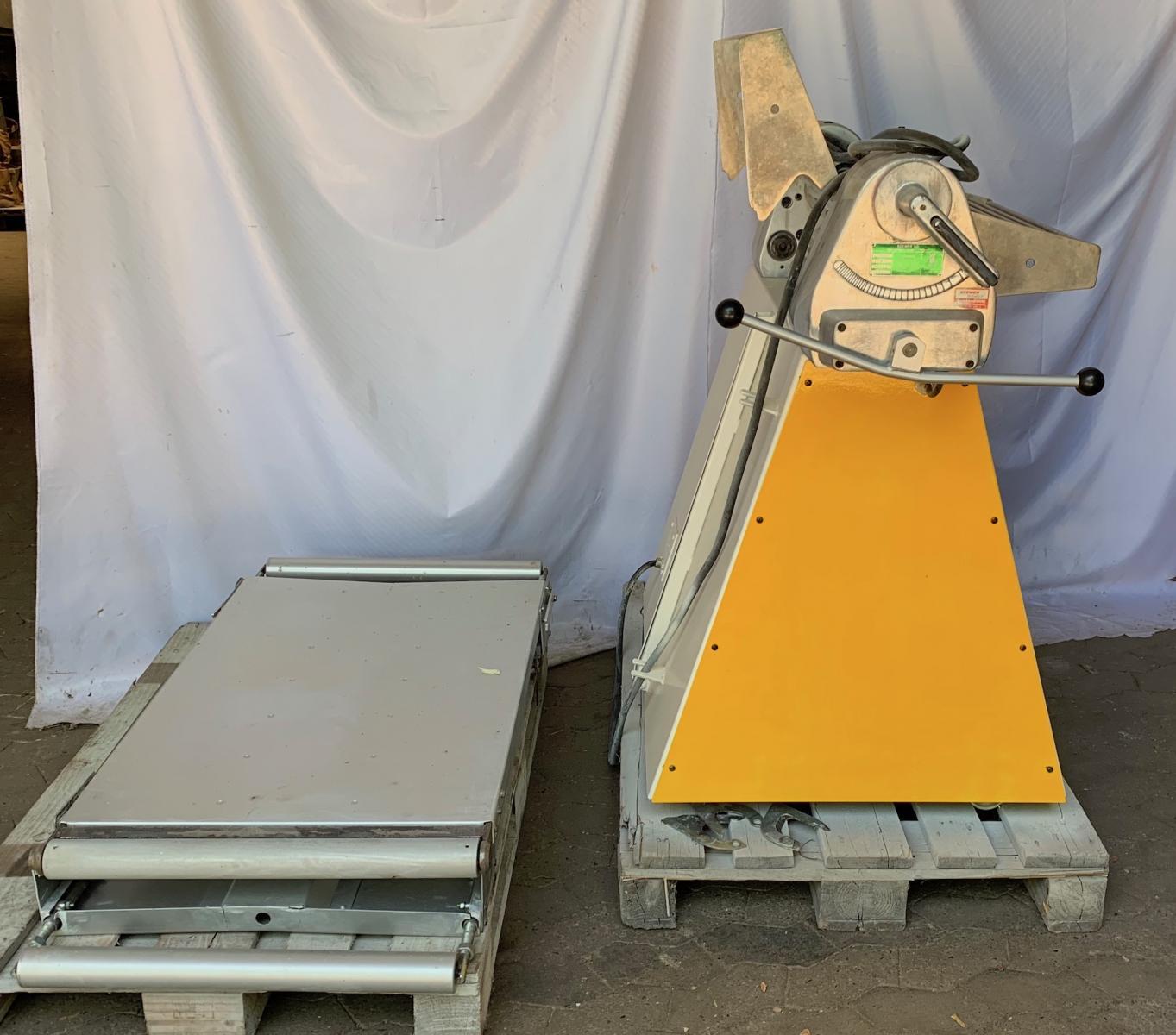 2 Abstreifer für Ausrollmaschine Seewer Rondo Neu
