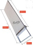 Abziehapparate mit Abziehwagen für 160/180cm tiefe ofen NEU