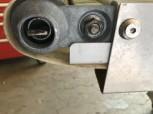 Durchlaufband / Schneidetisch Verlängerung für Ausroll, oder Schneidetisch