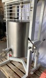 Cream cooker tempering device