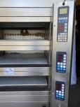 Multi-storey baking oven Friedrich 3 floors