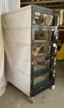 Multi-level baking oven Heuft