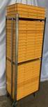 Gärgurtträger Tilting boards with trolleys