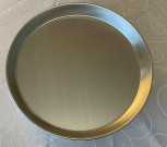 Pizza trays / baking trays / baking trays aluminum NEW 10 pieces 200x30mm
